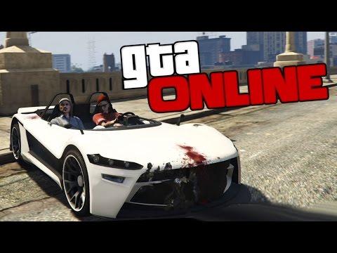 GTA ONLINE - НОВЫЙ СУПЕРКАР ЗА 1000000$ #312