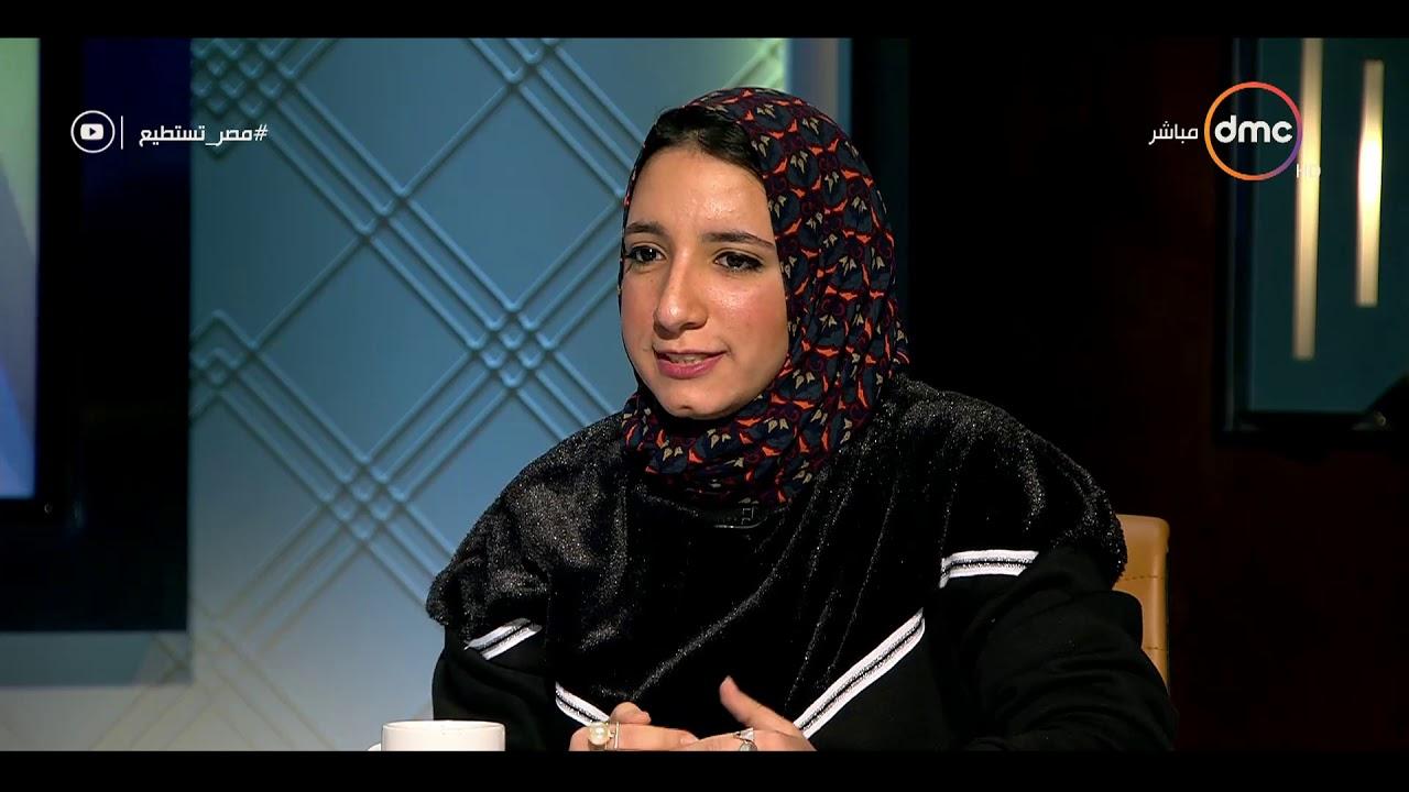 مصر تستطيع - هايدي تقي الدين .. مشروعنا ممكن يطبق في أي مكان وتوضح أكثر مزاياه ؟