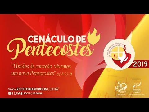 Terceira Pregação – Jairo Vieira | Cenáculo de Pentecostes