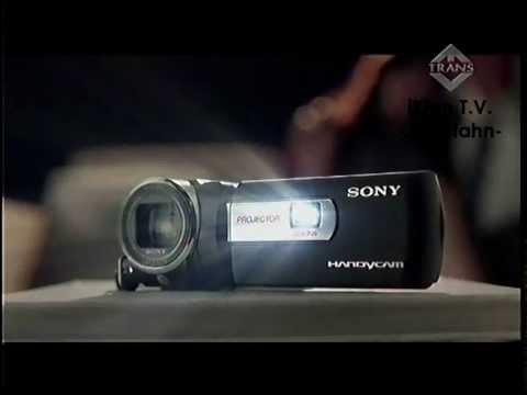 Sony - Handycam Projector DCR-PJ5 ; TVC (Iklan)