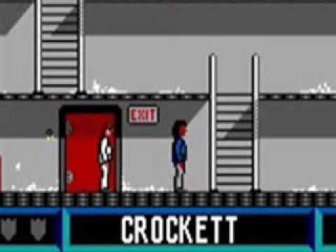 Miami Vice Atari
