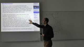 Multiple View Reconstruction - Lecture 6 (Prof. Daniel Cremers)