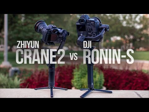 DJI RONIN-S vs ZHIYUN CRANE 2 | WHAT SHOULD YOU BUY?