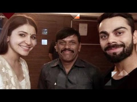 Anushka Sharma & Virat Spotted Together In Goa