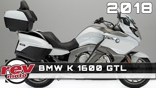 10. 2018 BMW K 1600 GTL Review Rendered Price Specs Release Date