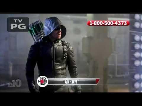 《綠箭俠》男主史蒂芬艾梅爾挑戰《極限體能王》,每一關都完美通過證明自己是真正的超級英雄!