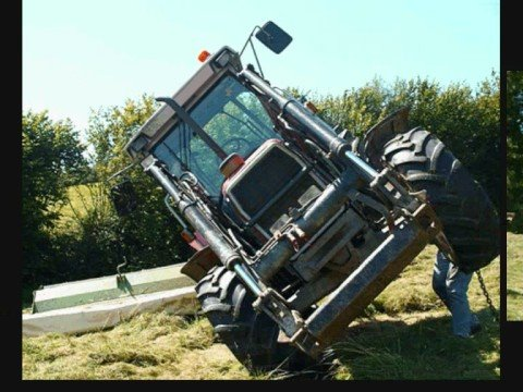 Accident agricole