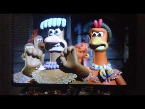 Chicken Run (2000) : The Chickens Are Escapeing