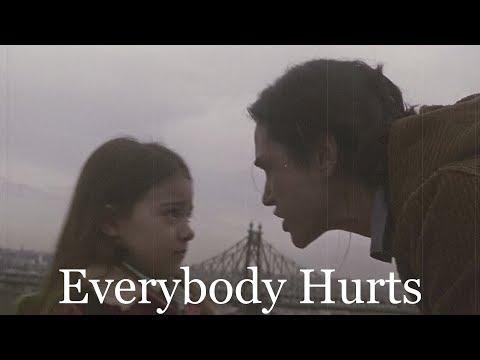 "Ceci ""everybody hurts"""
