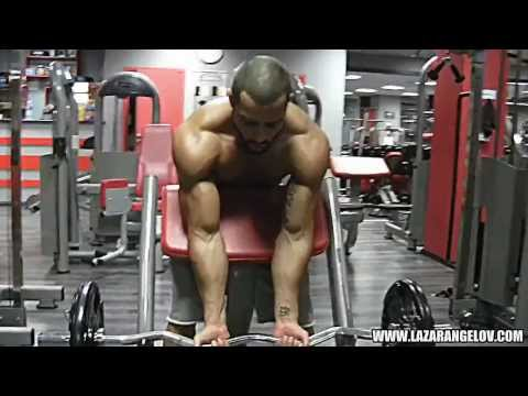 Lazar Angelov Biceps Triceps Workout