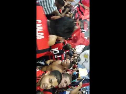 Show da torcida do Mengão - Nação 12 - Flamengo