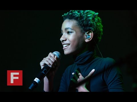 Fort - Subscribe for more FADER TV: http://bit.ly/XPZVfG Watch Willow Smith perform her single