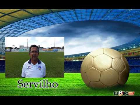 """""""Peneira"""" de futebol  feminino em Santo Antônio de Jesus."""
