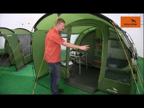 Відеоогляд палатки Easy Camp Meteor Boston 500