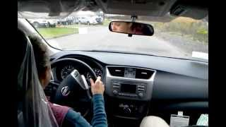 2013 Nissan Sentra SL Test Drive