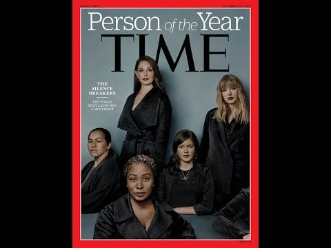 "Time Person of the Year - ""The Silence Breakers"""