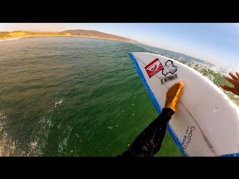 Kelly Slater takes on Trestles - GoPro