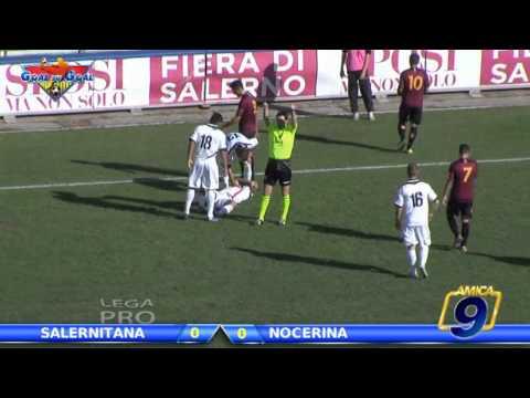 Salernitana – Nocerina, gara sospesa al 22′