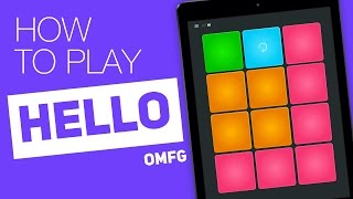 How to play: HELLO (Omfg) - SUPER PADS - Hi Kit Subscribe to the channel for news! We hope you enjoy it! Super Pads ...