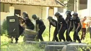 Governo de Minas forma primeiro Grupo de Intervenção Tática feminino