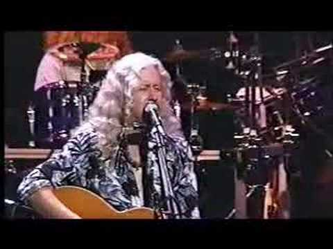 guthrie - This powerful song still makes me cry. Arlo performs this song with his son Abe Guthrie, keyboards, Tim Sears, guitar, Jason Webster, guitar, Sean Hurley, ba...