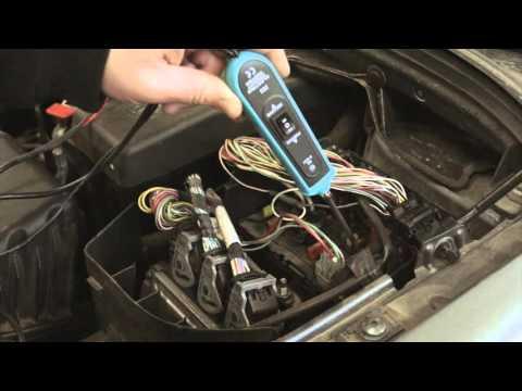 Preizkuševalec žic, za 6V-24V tokokroge 30042600