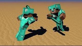 Minecraft savaş