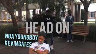 NBA Youngboy - Head On ft. Kevin Gates (Official Video) 4 Respect