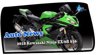 7. NEWS UPDATE !!! 2018 Kawasaki Ninja ZX 6R 636 Price & Spec