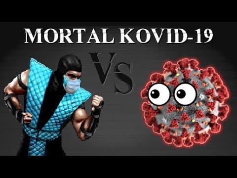 Mortal Kombat vs Coronavirus. Серия 2