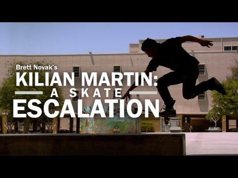 Kilian Martin A Skate Escalation