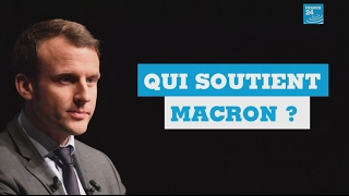 Video 90''POLITIQUE - Qui sont les soutiens d'Emmanuel Macron ? MP3, 3GP, MP4, WEBM, AVI, FLV Juni 2017