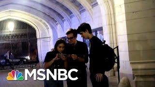 America Stops To Watch Christine Blasey Ford & Brett Kavanaugh Testify | The 11th Hour | MSNBC