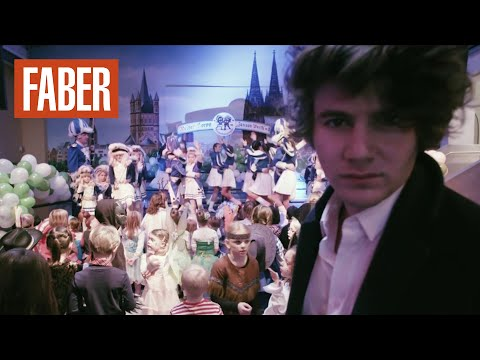 Faber - Bleib dir nicht treu (Lyric Video)