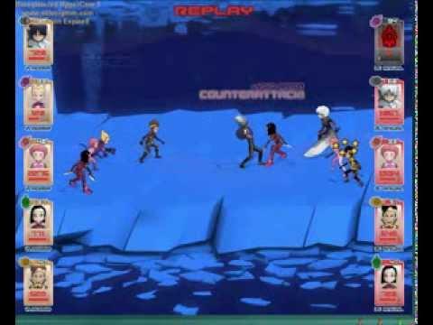 Code Lyoko Social Game Level 190 vs Level 279