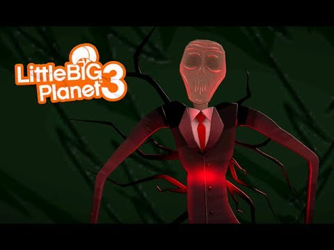 LittleBIGPlanet 3 - Slenderman [Playstation 4]