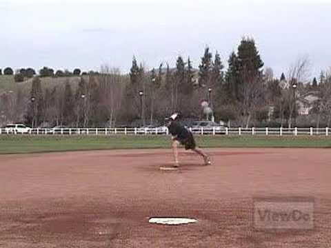 ViewDo: How To Throw a 4-seam Fastball Video
