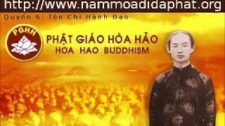 PGHH: Quyển 6 - Tôn Chỉ Hành Đạo (NamMoADiDaPhat.org)
