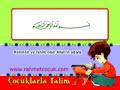 Çocuklarla Kur'an Talimi (Fil Suresi)