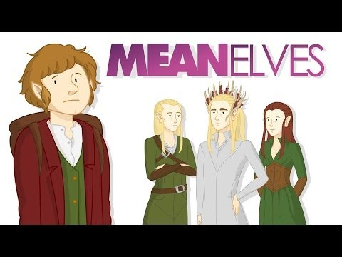 WATCH: The Hobbit meets 'Mean Girls'
