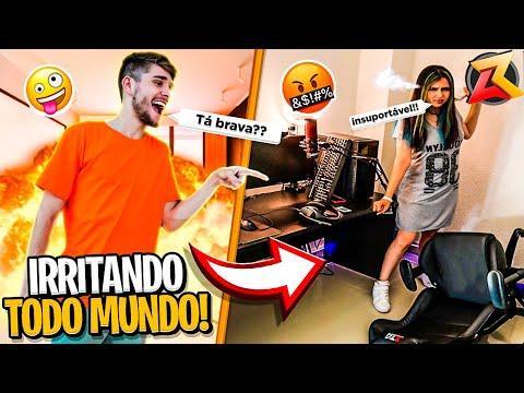 LOPERS IRRITANDO TODO MUNDO DA MANSAO LR!
