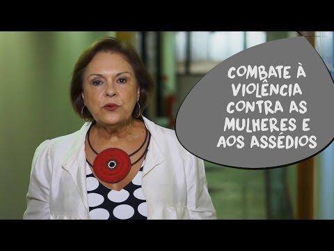 Solange Jurema: violência contra mulheres e assédios