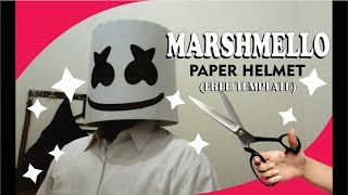 download lagu download musik download mp3 How To Make Marshmello Paper Helmet (free template) by Ganeshandra