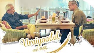 Video Uraiyaadal and stuff..   Gautham Vasudev Menon & Mani Ratnam MP3, 3GP, MP4, WEBM, AVI, FLV April 2018