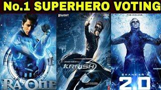 Video Indian Superhero | Krrish, Ra-one, Robot 2.0, Akshay kumar Rajnikant, Hritik Roshan, Shahrukh Khan MP3, 3GP, MP4, WEBM, AVI, FLV April 2019