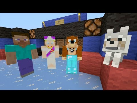 Minecraft Xbox - Doggy Hockey [233]