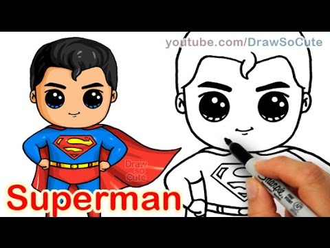 How to Draw Superman DC Comics How to Draw Books