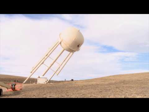 Water Tower Collapse Compillation
