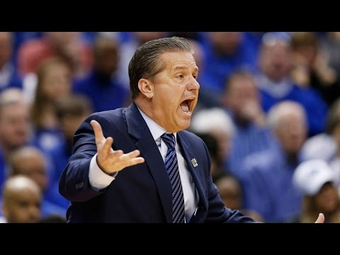 John Calipari Will Answer All Questions... Except About UCLA | CampusInsiders (видео)