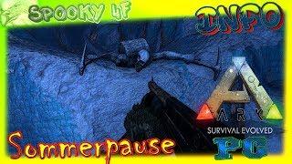 Sommerpause bei Spooky - Info!► https://youtu.be/WDYf7dNvqM0Tach Leute,heute erkunden wir die Ice Cave auf Ragnarok und looten was das Zeug hält. Danach gibt es auch eine Pause und ich bringe in den nächsten 2 Wochen nur wenige Videos. Ich brauch nach ca zwei Jahren ohne echte Pause mal  ne Auszeit, um dann wieder voll motiviert am Start zu sein. :)Viel Spaß mit dem Video und liebe Grüße aus Dinotopia,eure Sandy & euer SPoOkY 4FAlle Mods sind vom Steam Workshop:Mod 1: Death Helper Mod 2: Structures Plus (S+)Mod 3: Eco's Garden DecorMod 4: Anti-Theft BackpackMod 5: Pimp my homeMod 6: Dino ColourizerMod 7: Wooden Hanging BridgeMod 8: Eco's RP DecorSPoOkYs Discord► https://discord.gg/qv9utmgSERVER BY:ZAP- Hosting► https://zap-hosting.com/de/MEIN EQUIP:Capture Card: ►elgato game capture HDgamecapture.comHeadset: ► Turtle Beach Ear Force PX 22 Amplified Universal Gaming HeadsetMein CHANNELhttp://www.youtube.com/c/SPoOkY4F Adler Icon by Sandy, schaut mal bei ihr vorbei:☼ Sandy & MaD► https://www.youtube.com/c/SandyMadletsplayhttps://arksurvivalevolved.zone/wiki/Bei Fragen und/oder Anregungen könnt ihr mich auch gerne auf meiner Facebook Fanpage oder auf Twitter erreichen:☼ Facebook: ► https://www.facebook.com/SPoOkY4F☼ Twitter:► https://twitter.com/SPoOkY_4F☼ Instagramm► https://www.instagram.com/spooky4f/